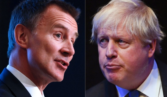 Hunt v Johnson: everything you need to know about the race to Tory leadership