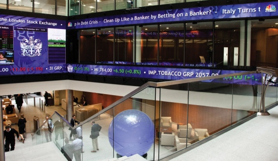Plus500 Ltd is listed on the Main Market of the London Stock Exchange