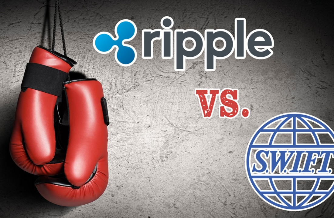 Bank transfers: is Ripple set to surpass Swift?