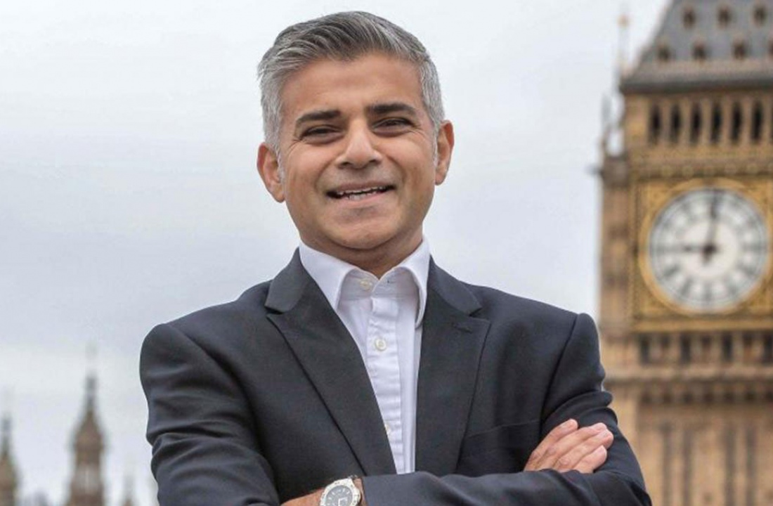 Sadiq Khan: the new mayor of London | bestbrokers.co.uk