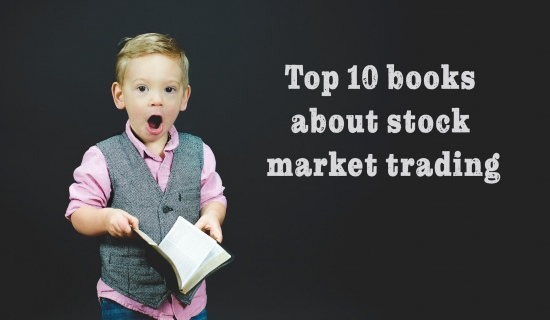 Top 10 books about stock market trading