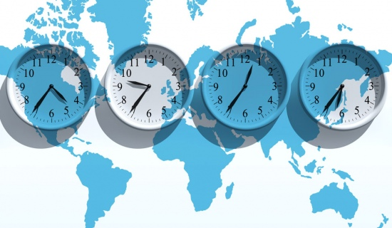 What are the various stock exchanges trading times?