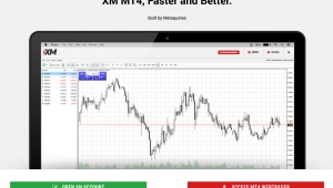 XM launches Webtrader MT4 platform