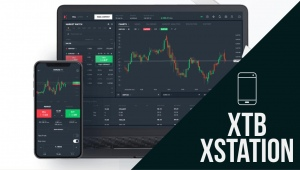 Discover the XTB xStation mobile application